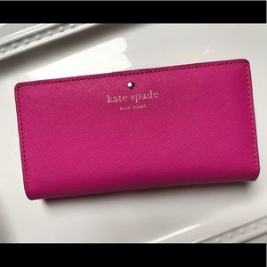 New w/ Tags - Kate Spade New York - Stacy Wallet
