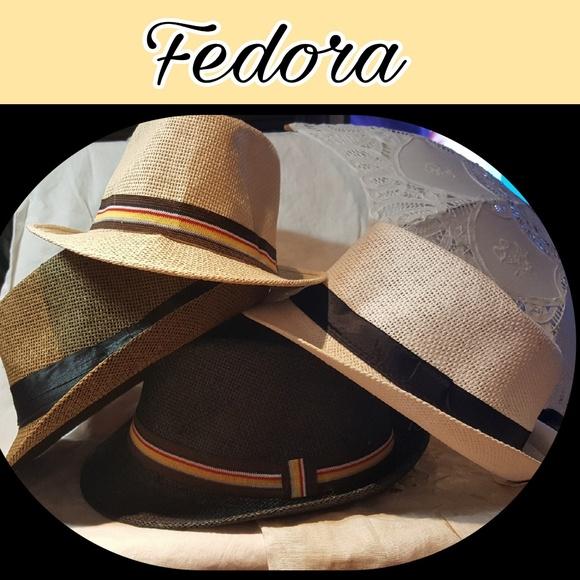 f2911a91c493a PRICE ✂ FEDORA SHORT BRIM FEDORA HAT