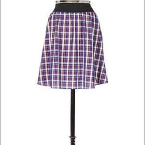 Anthropologie Perpetual Beauty Skirt