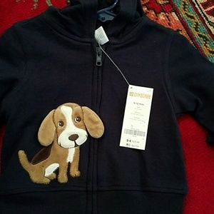 NWT Gymboree Hooded Jacket 6-12months