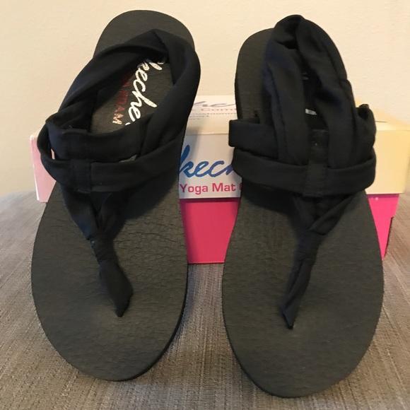 Skechers Shoes | Yoga Mat Sandals Sz 7