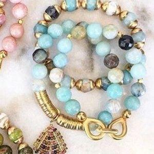 Catherine Page Jewelry - NEW!Catherine Page Triage Bracelet set in Rainwash
