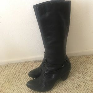 Bronx Black Boot's