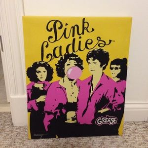 Other - Pink Ladies Canvas Poster
