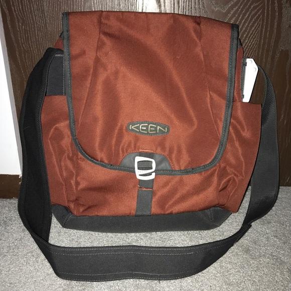 de3613ede6d Keen Bags | Hybrid Transport Crossbody Messenger Bag | Poshmark