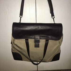 Banana Republic Messenger Bag