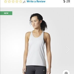 adidas Performer Strappy Top