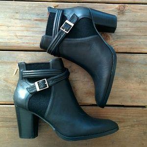 Louise et Cie Vedette ankle boots size 10