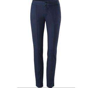EUC Cabi navy blue skinny pants