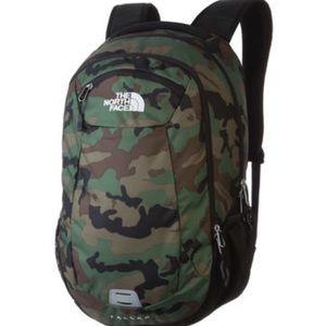 ricevuta sognare salvare  The North Face Bags | Tallac Camo Black Laptop Backpack | Poshmark
