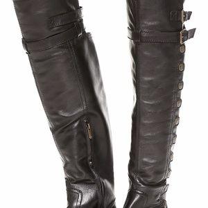 Sam Edelman Shoes - NWOB Sam Edelman Pierce Over the Knee Button Boots