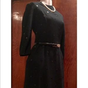 Dresses & Skirts - UNIQUE Vintage 50's Dress LBD