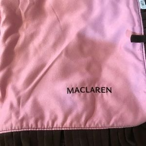 Other - Maclaren baby reversible blanket