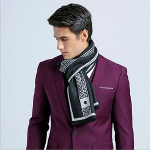 Other - CASHMERE PRINT SCARF