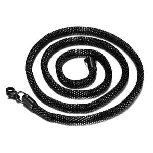Other - STAINLESS STEEL MESH CHAIN NECKLACE