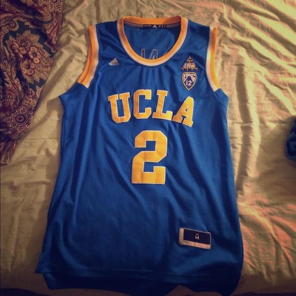 detailed look 50451 2b119 Lonzo ball ucla bruins jersey