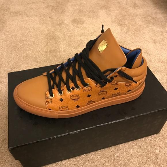 MCM Shoes | Mcm Mens Shoes Size 8