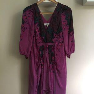 Tibi Silk Dress, Size 2