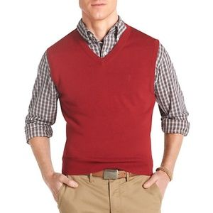 Men's Izod Sweater Vest on Poshmark