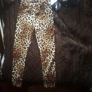 Other - Leopard print Girls legging