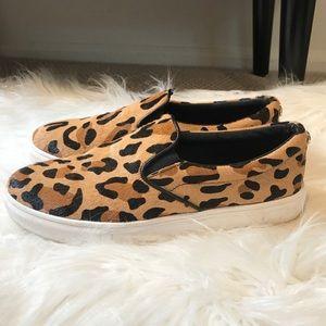 0c85c3d9c7fc Steve Madden Shoes - Steve Madden Cheetah Sneakers
