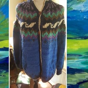 Sweaters - Handmade Peruvian sweater 2 X or more
