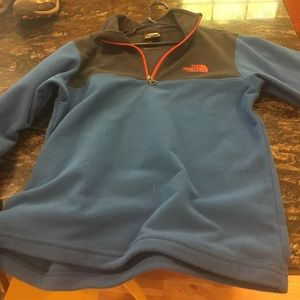 Other - Boys North Face Pullover in good condition.