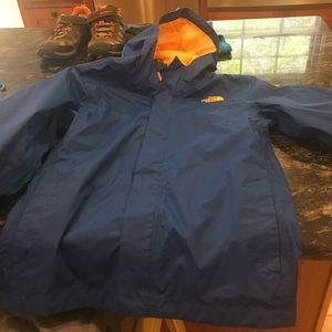 Other - North Face Raincoat
