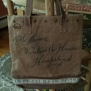 Handbags - Canvas Tote Bag