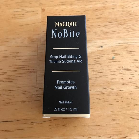 magique Accessories | No Bite Nail Polish Thumb Sucking Biting Aid ...