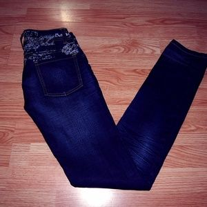 Desigual Happy Slim Fit Jeans