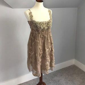 Spring Whimsical fairy dress