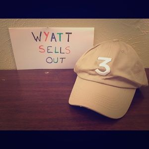 Other - Tan Chance The Rapper Strapback Cap