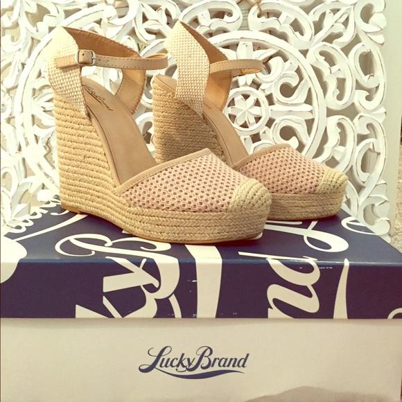 c844dfb3983 Lucky Brand Shoes - Lucky Brand LK-Reandra Wedges