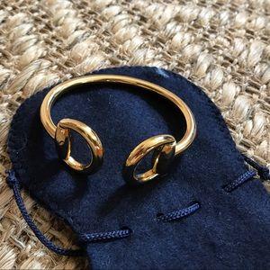 Jewelry - Costume gold bit bracelet