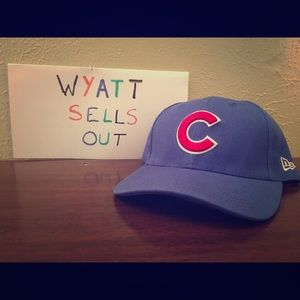 Other - Chicago Cubs Strapback Cap