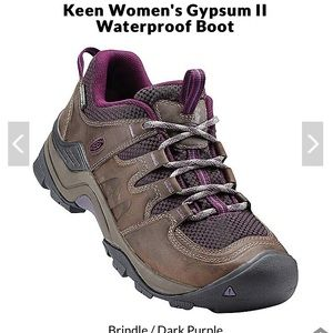 Keen Gypsum 2 WP hiking boots size 8