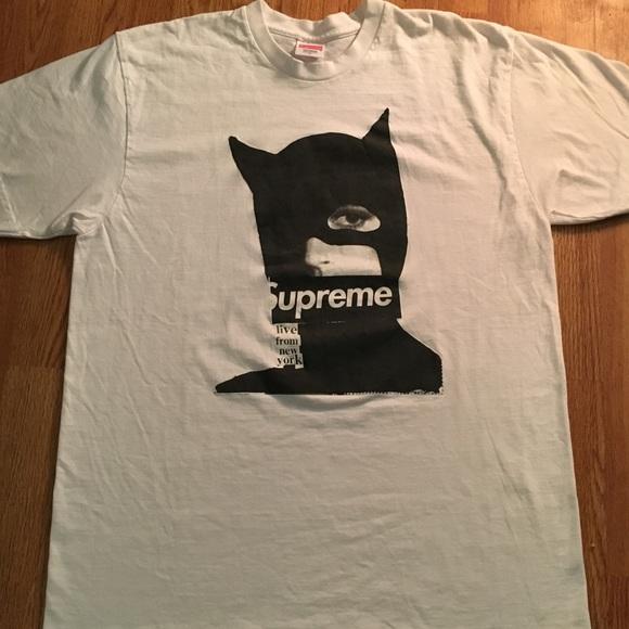 Supreme Catwoman Tee