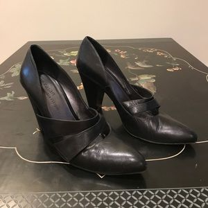 Black heels, Mary Jane-ish, té casan, Sz 41