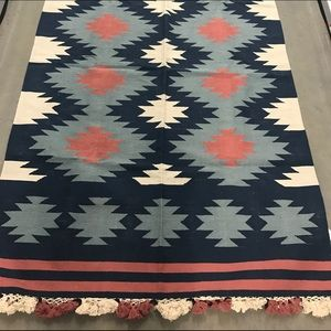 LOWEST'!!! Aztec Patterned Rug