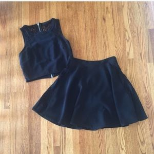 Dresses & Skirts - Size small two piece outfit!