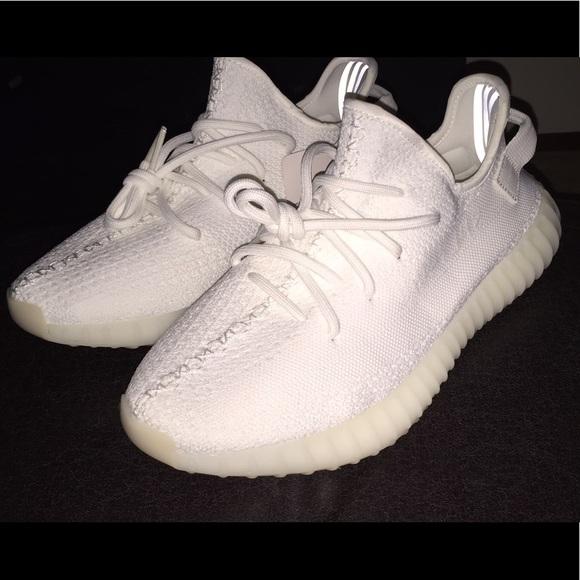 ab81e95985b74 Yeezy Boost 350 V2 Cream White (UA)