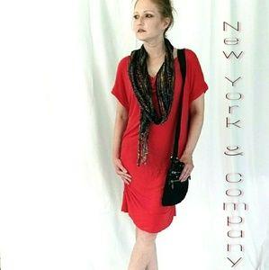 New York & Company Shirt Dress