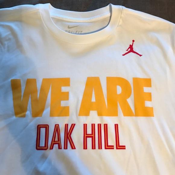 50% price best website new high Jordan Nike Oak Hill shirt