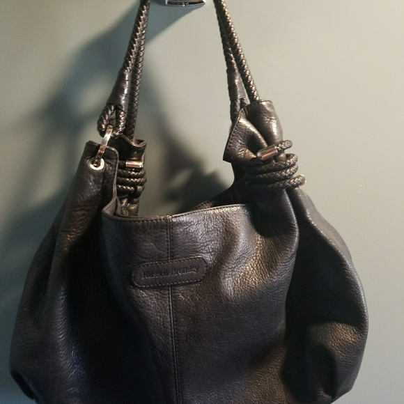 8878a0f262 Russell   Bromley soft leather Hobo handbag tote. M 59a32354c284564a7106890f