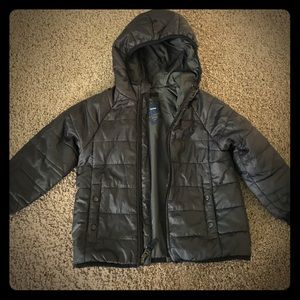 Boys baby gap puffer jacket