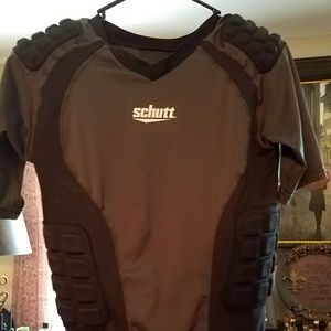 NWOT ..... Schutt Boys' Protective Football Shirt