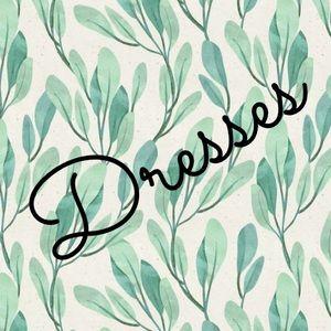 Dresses & Skirts - Dresses!!