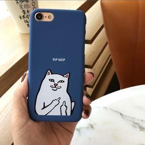 low priced af456 d8e50 rip n dip iphone 7 case NWT