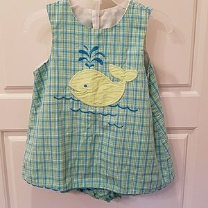 Other - Bailey Boys Girls 2 pieces Whale set